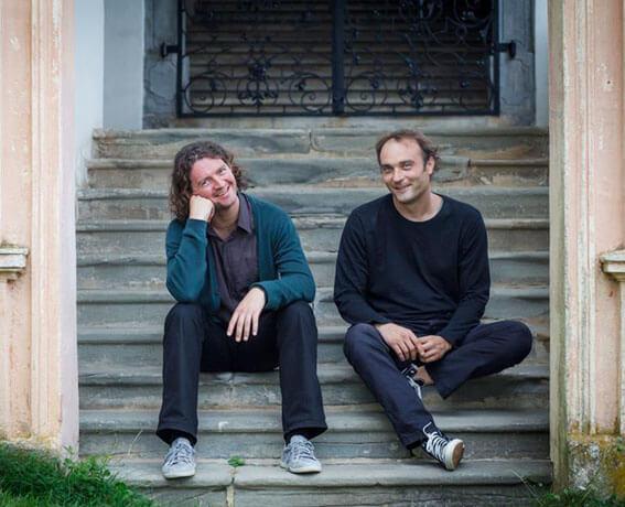Andrej Ofak in Borut Mori - V naravi je vse povezano - predogled