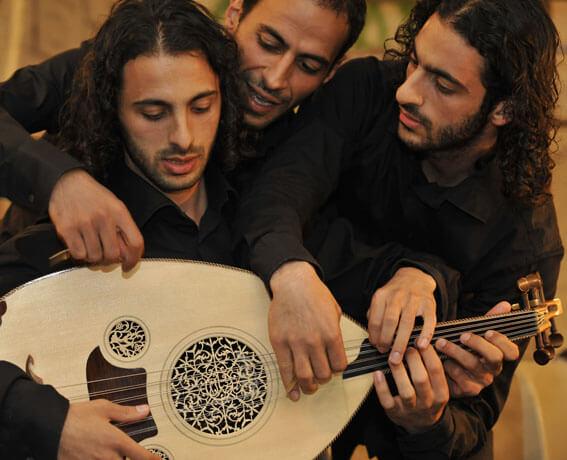 Le Trio Joubran - predogled
