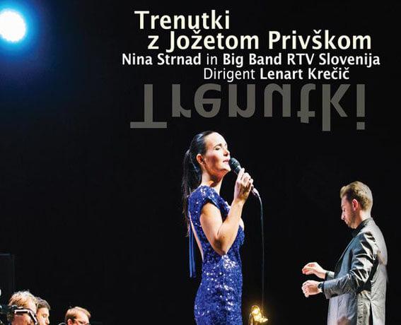Nina Strnad in Big Band RTV Slovenija - predogled