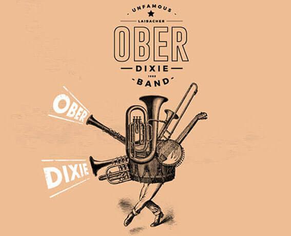 Oberdixie Band - Oberdixie - predogled