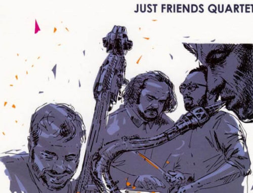 Just Friends Quartet: sitting in the shade