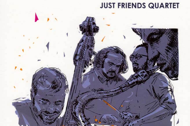 Just Friends Quartet - sitting in the shade - predogled