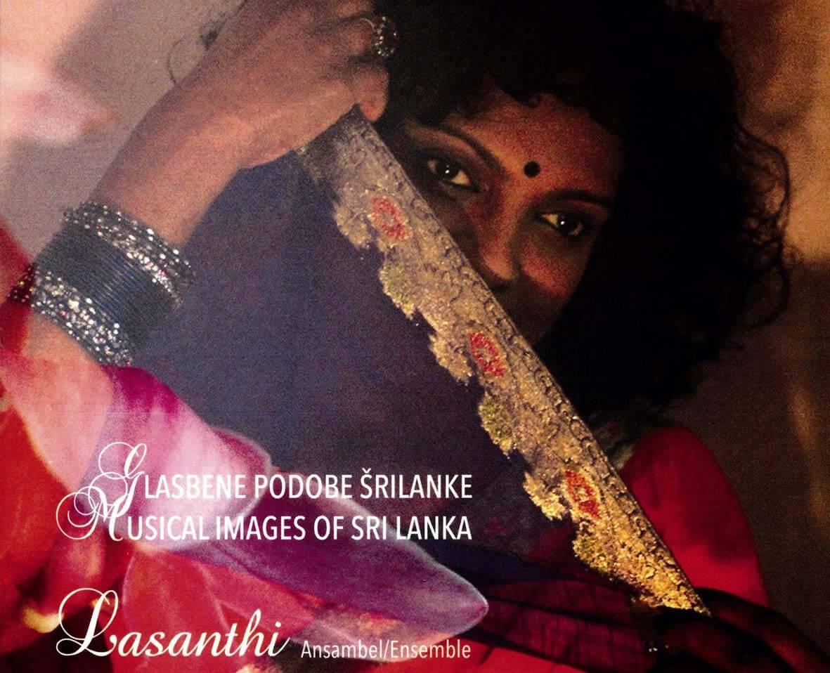 Ansambel Lasanthi - Glasbene podobe Srilanke
