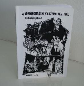4 . Gornjogradski knjizevni festival