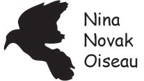 NINA NOVAK OISEAU Logo